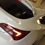 Astra VXR Car Window Tinting
