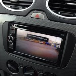 Kenwood Radio upgrade with parking camera