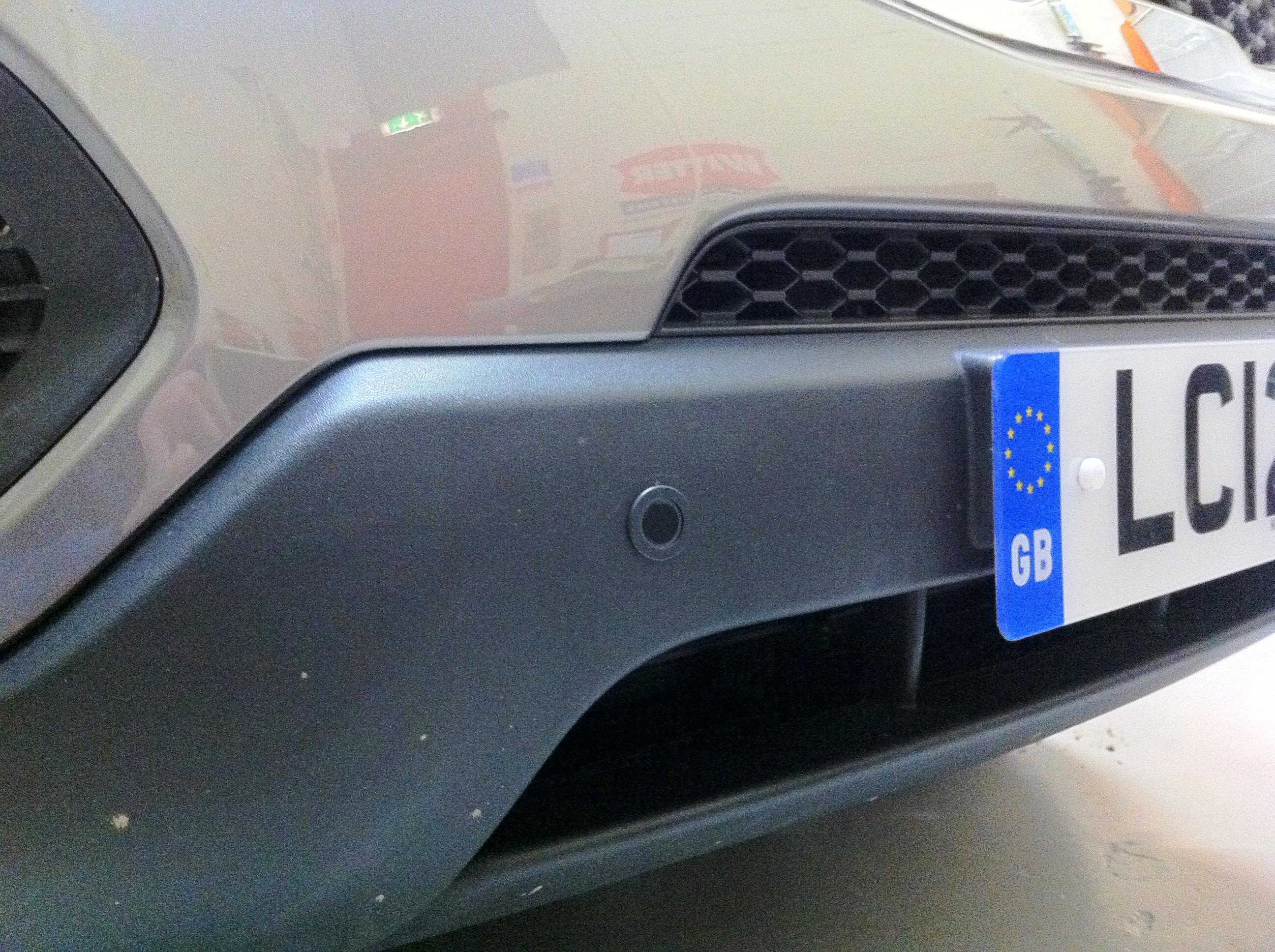 parking sensor installation bristol - Automotive Control Bristol