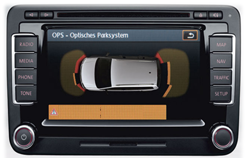 Parking Sensors Automotive Control Bristol
