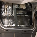 Upgraded door speakers