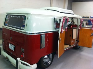 VW Split Screen Camper