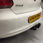 Vw Polo parking sensors